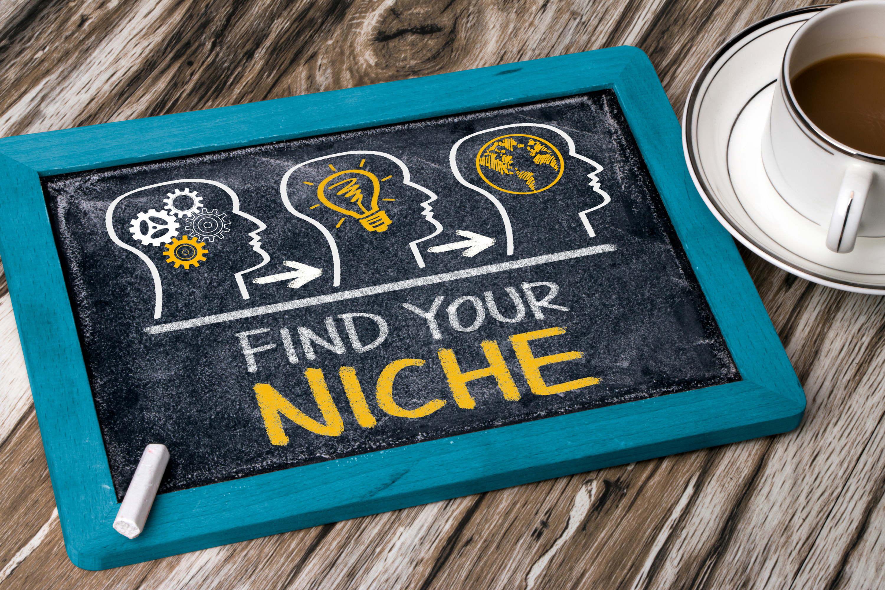 find your niche advertising angles