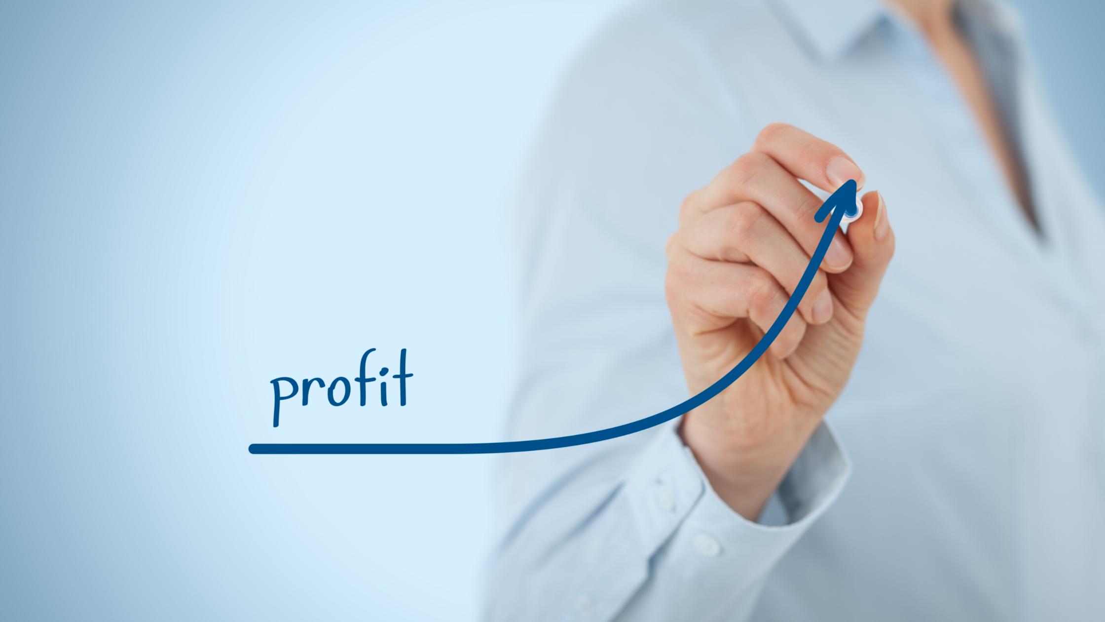 conversion rate profit