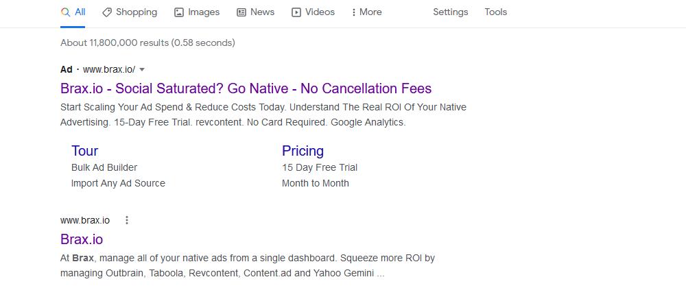 native-ads-seach-listing