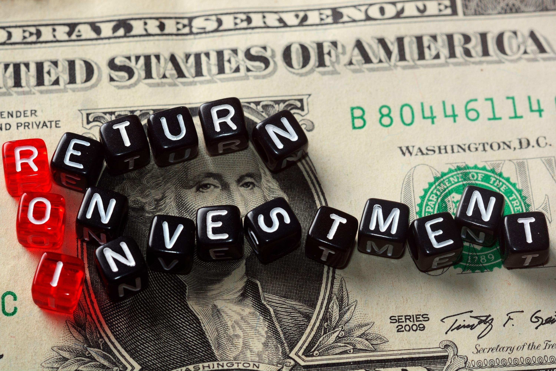 return on investment