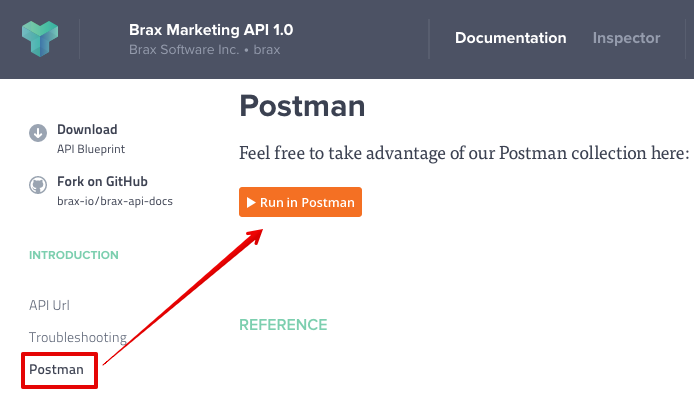 Getting started brax marketing api this will open up our predefined collection in your browser and will prompt you to install postman as a chrome application or redirect you to download the malvernweather Gallery